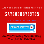 Are You Thinking About Quitting Your Job? Do This First